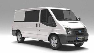 transit 300 sf modeled model