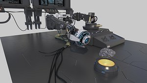 3D model technology