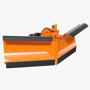 snow plough blade model