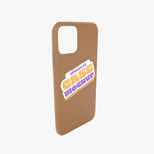 iphone 12 Case 3 3D model