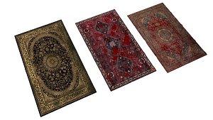 Low poly carpets