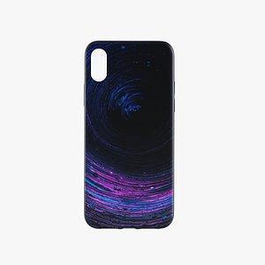 3D model iPhone XS Case 7