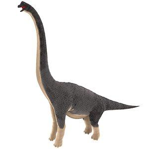 brachiosaurus brachio saurus 3D model