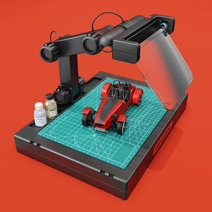 3D Soldering stand