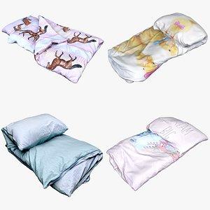 bedclothes bed clothes model