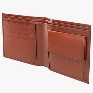 3D Wallet model