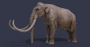 dinosaur rhinoceros 3D model