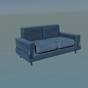 3D sofa seating furniture