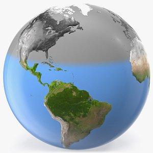 earth stylized world model