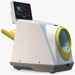 inbody bpbio750 automatic blood 3D model