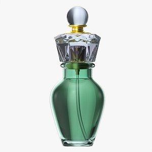 perfume bottle 3D