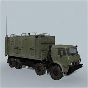 3D model Polyana-D4M1