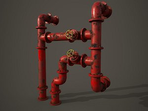 3D pipes old