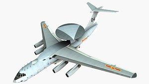 kj-2000 kj 2000 3D model