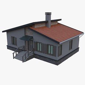 House Model C 3D model