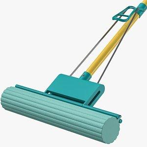 Sponge Mop 02 model