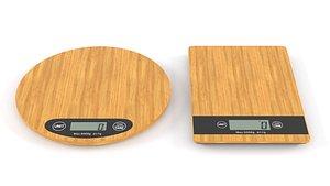 Digital Kitchen Scale model