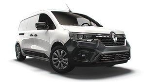 Renault Kangoo Van L2 2021 3D
