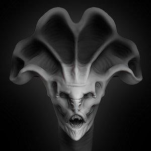 3D demon devil 2