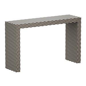 table console black 3D model