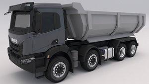 3D model Iveco T-WAY 510 Tipper 02