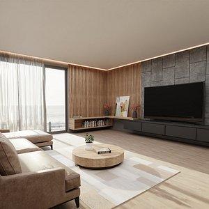 3D furnitures model