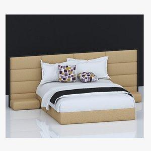 3D model BED 21