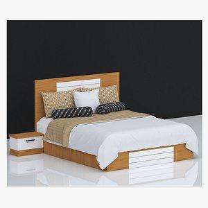 BED 18 3D model