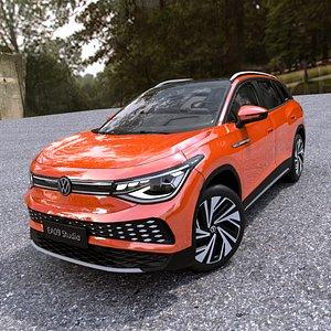 2022 Volkswagen ID.6 3D