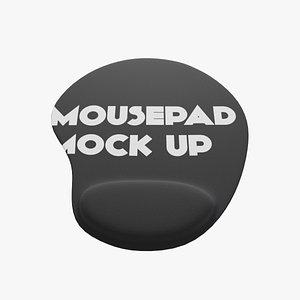 3D model Mousepad