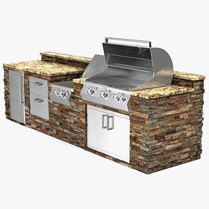 firemagic built outdoor bbq model
