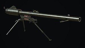 soviet anti-tank 3D