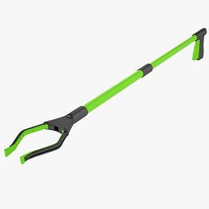 Claw Grabber Tool 04 3D model