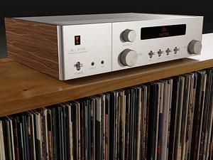 JBL SA 750 Integrated Amplifier model