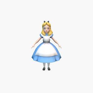3D Alice