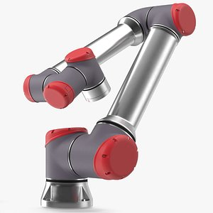 3D Collaborative Robot Rigged  for Cinema 4D
