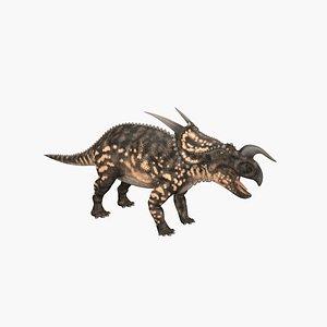 Einiosaurus 3D model