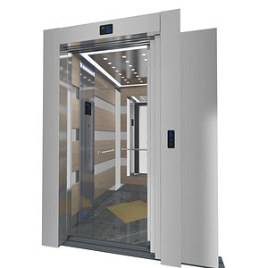 3D adjustable elevator