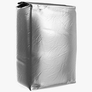 Foil Bag 5lb 3D model