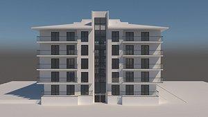 Modern Apartment 3D
