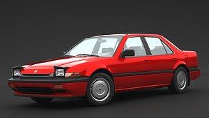 3D Honda Accord CA1 1985-1989