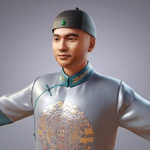 people dynasty china model
