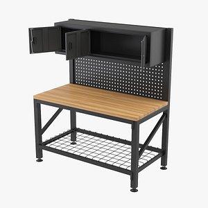 3D work bench