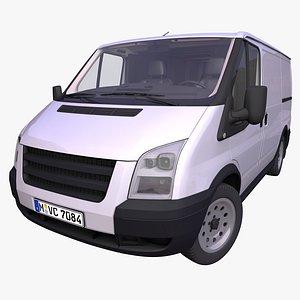 car vehicle auto 3D model