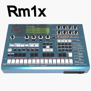 3D Yamaha Rm1x