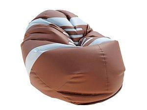 3D BEAN BAG FOOT BALL