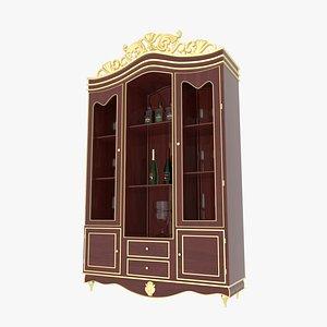 Cabinet Mahogany model