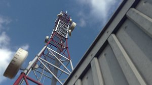 3D tower communication