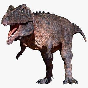 3D HYBRID Giganotosaurus Sculpt