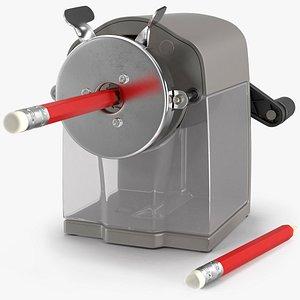 crank pencil sharpener model